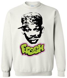 7964cbf42c78 Fresh Prince Crewneck new custom bel air funny dope ill illest philly drake  swag