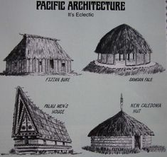 polynesian architecture | Architecture of the Pacific Islands