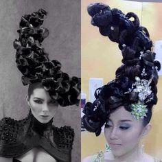 Hair show mylea lancry