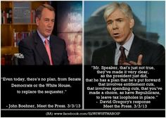 "Boehner-""I speak English. "" just not the truth!"