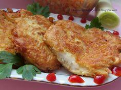 Kulinarne eksperymenty: Ryba w serowej panierce