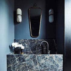 Like a pill. My Melange Pill Form Sconce as used by @decus_interiors. xk : @smartanson