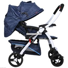 #Classic brand new baby xl #travel system #pushchair pram buggy ,  View more on the LINK: 	http://www.zeppy.io/product/gb/2/272354011890/