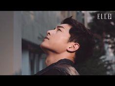 송중기/Song Joong Ki - Photoshoot ELLE 2016 - YouTube