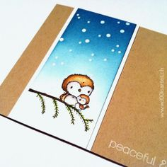 Work in Progress - Making Christmas cards...