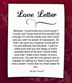 love letter for her 43 love letters quotes sweet love letters romantic love