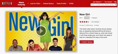 The Internet's No. 1 streaming site signs exclusive deal for past seasons of Fox hit 'New Girl,' while the home of current episodes -- competitor Hulu -- faces an uncertain future. Read this article by Joan E. Solsman on CNET News. via @CNET
