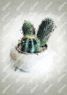 Fine digital artwork for your walls Palette Knife, Your Cards, Cactus, Digital Art, Fine Art, Artwork, Work Of Art, Auguste Rodin Artwork, Artworks
