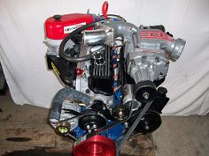 Supercharged Ford Six - insane!!!!
