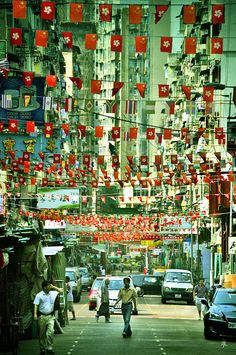 Hong Kong Temple Street by ~Nujabes