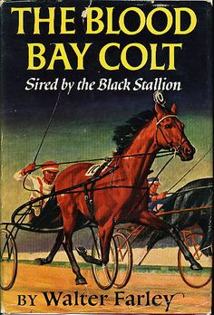 Loved Walter Farley books when I was younger.