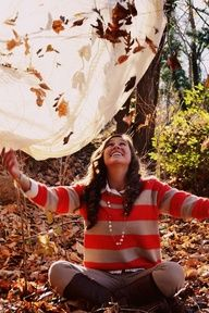 I love the fall<3