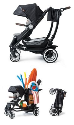Austlen Entourage Stroller - – Just one of the products in a sneak peek of the best baby and pregnancy products for 2016. From padsicles to pockit strollers – some of this gear will blow your mind.
