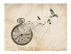 """I want to get a clock (or broken clock) tattoo with the words """"one of these days the clocks will stop and time won't mean a thing"""" - Tattoos A 1 Tattoo, Tattoo Motive, Piercing Tattoo, Get A Tattoo, Piercings, Samoan Tattoo, Tattoo Quotes, Polynesian Tattoos, Tattoo Life"""