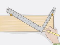 How to Cut Roof Rafters. If you're framing a gable roof on a new house, or building a shed or even a doghouse with a gable roof, you'll need to cut a number of roof rafters. The roof rafters provide integral structural support to the roof. Gable Roof Design, Roof Truss Design, Wood Shed Plans, Storage Shed Plans, Framing Construction, Escalier Design, Roof Trusses, Shed Roof, Backyard Sheds