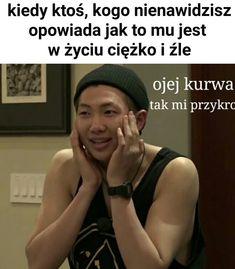 King Julian Quotes, Polish Memes, K Meme, Funny Mems, Kdrama Memes, Kpop, Bts Pictures, Wtf Funny, Rap Monster