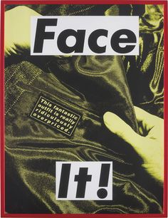 FACE IT (Yellow)
