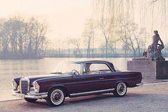 Mercedes-Benz 220 SEb Coupe Baureihe 1963