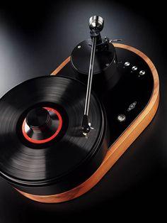 Platine vinyle #retrofutur