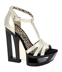Jessica Simpson Tracie TStrap Sandals #Dillards
