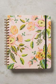 Graceful Garden 2017 Planner