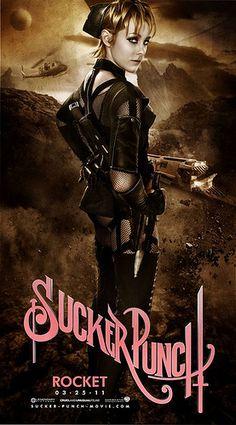 sucker punch movie poster rocket