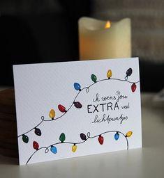 Diy Agenda, Chrismas Cards, Doodle Lettering, Envelope Art, Diy Wedding Decorations, Christmas Crafts For Kids, Watercolor Cards, Christmas Inspiration, Diy Cards