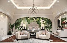 Luxury Master Bedroom Design - Interior Decor by Algedra Master Bedroom Interior, Modern Master Bedroom, Master Bedroom Design, Interior Design Dubai, Luxurious Bedrooms, Luxury Homes, Interior Decorating, Interior Inspiration, Bedroom Ideas