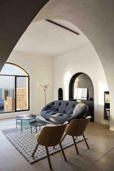 Galeria de Caverna Moderna / Pitsou Kedem Architects - 7