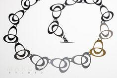 Nowa kolekcja biżuterii od proj. Oliwi Kuczyńskiej już jest w naszym butiku - zapraszamy! Online też www.margot-studio.pl/sklep