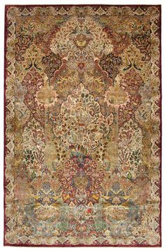 Kashmar pictorial carpet EXN281 600x390 cm from Persia / Iran - Buy your carpets at CarpetVista.com