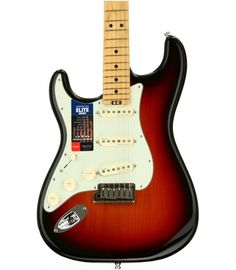 Sunburst, Maple Fender American Elite Stratocaster, Left-Handed Guitars China competes with the biggest names in the Sunburst Fender American, Fender Guitars, Left Handed, Names, China, Porcelain