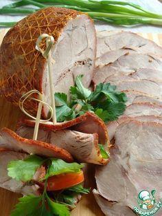 Мясной орех для бутербродов - кулинарный рецепт