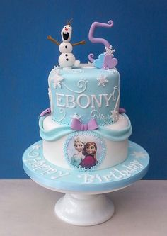 Birthday cakes for Girls - | the Cake Works cake maker for Darlington and the…