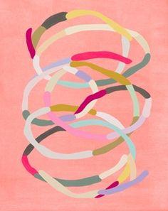 Loop (Cosmic Red) - Kirra Jamison