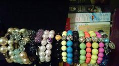 Handmade bracelets by AdoraBeadz