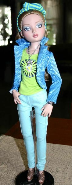 Complete Deja Vu Penelope Brewster Around Town Outfit Fits Ellowyne