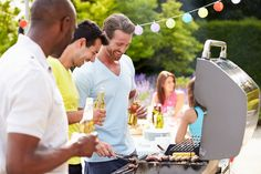 THROW A GARDEN-WARMING PARTY Housewarming parties are great for showing off a new home to friends, family and neighbors.