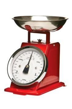 Premier Housewares Küchenwaage im Retrolook mit Edelstahlschale, rot Premier Housewares http://www.amazon.de/dp/B004PHM8VS/ref=cm_sw_r_pi_dp_dR.cwb0V168Z6