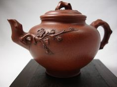 Red clay tea pot - #Yixing tea pot - China