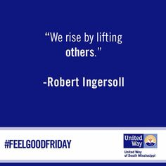#FeelGoodFriday!