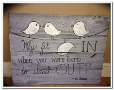 Rustic Wooden Signs With Sayings - Ricky Ribe