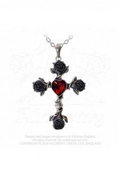 Ce Collier Gothique Romantique complètera à coup sûr toutes vos tenues dark en y ajoutant une touche de raffinement! #Bijoux #Gothique