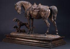 Bronze Sculpture ... www.juliawager.com
