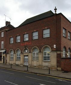 Former post office, High Wycombe by jelm6, via Flickr