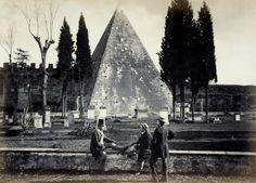 Rome , protestant cemetery