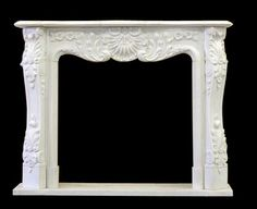 DC Regal Marble Fireplace Mantel | Washington Marble Fireplace Mantels DC