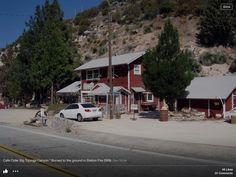 The Big Tujunga Canyon eatery.