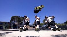 Its All About The Details! Watch Cory Juneau Show Off His Skate Skills In Time-Lapse Form | http://stupidDOPE.com/?p=344897