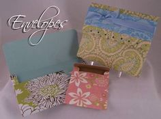 How to make your own envelopes for any size card